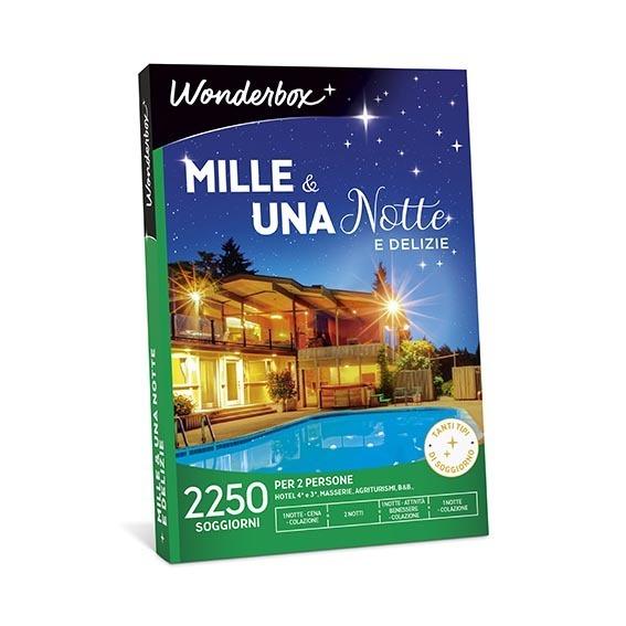 Best Wonderbox Soggiorno Spa E Relax Contemporary - Idee Arredamento ...