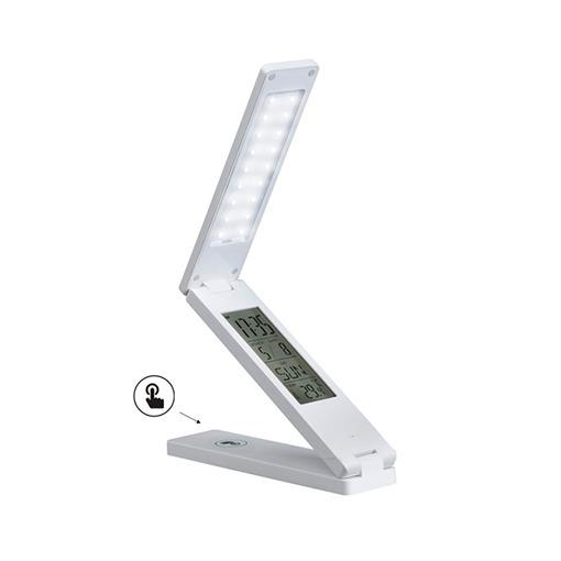 Lampada LED da tavolo portatile