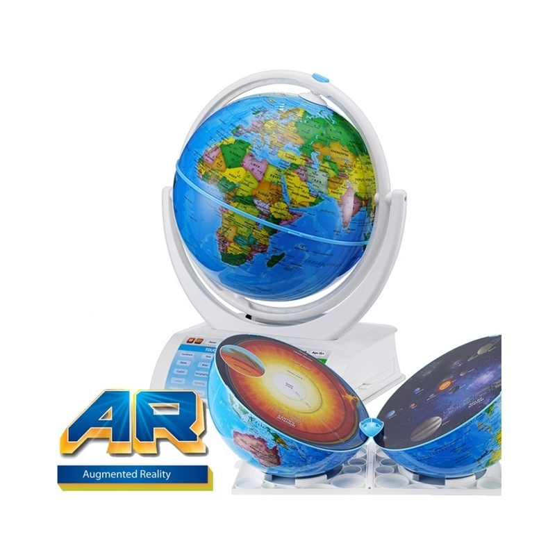 Smart Globe Explorer - Realtà Aumentata