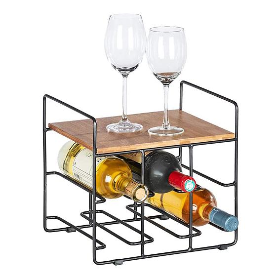 Scaffale portabottiglie di vino LOFT