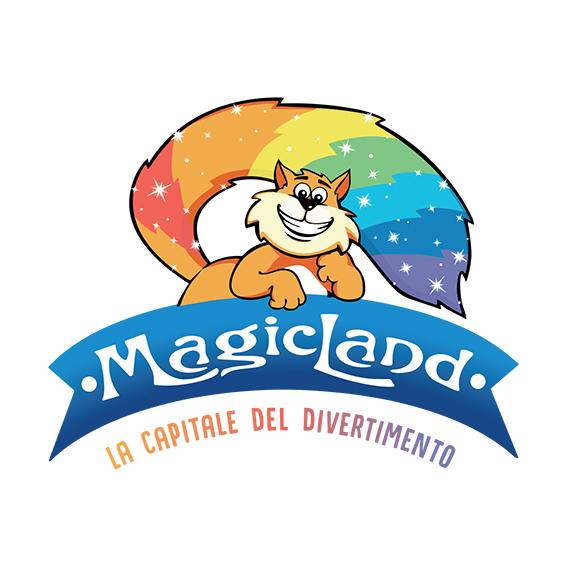 4 ingressi - Parco MagicLand