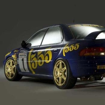 Guida Adrenalina - Subaru Impreza 555
