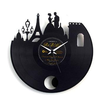 Orologio in Vinile con pendolo Paris