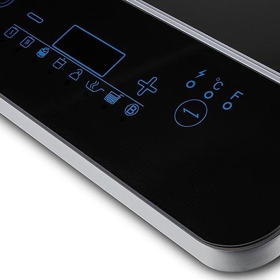 Piano a induzione portatile - 2 fuochi