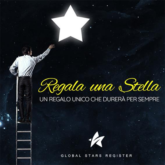 Regala una stella del cielo a chi ami