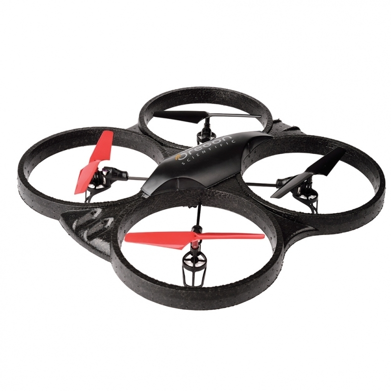 FlyFrog Drone con videocamera HD