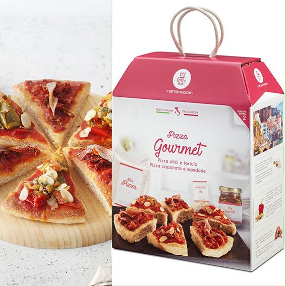Pizza Gourmet x2