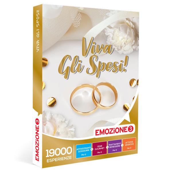 Viva gli sposi!  e-box