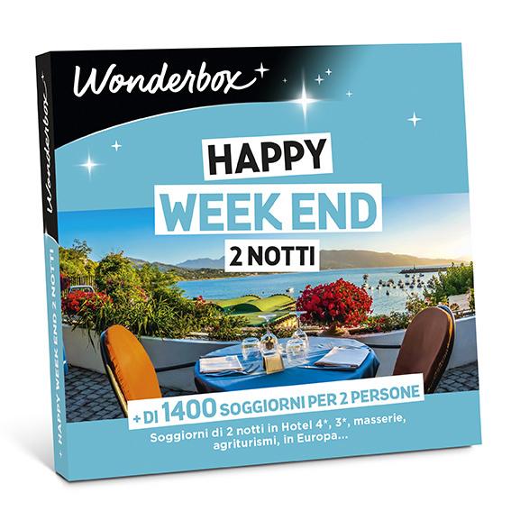 Happy Weekend - 2 notti