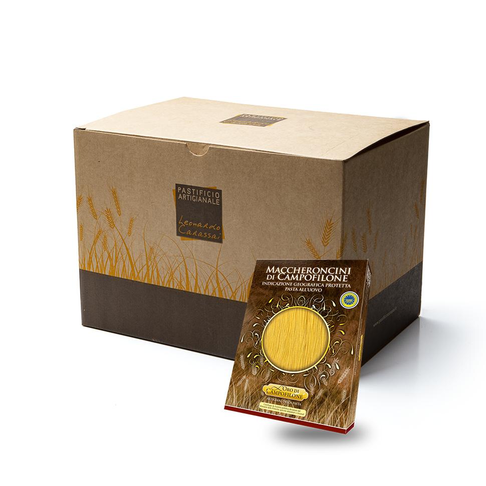 Box 6 confezioni di Pasta assortite