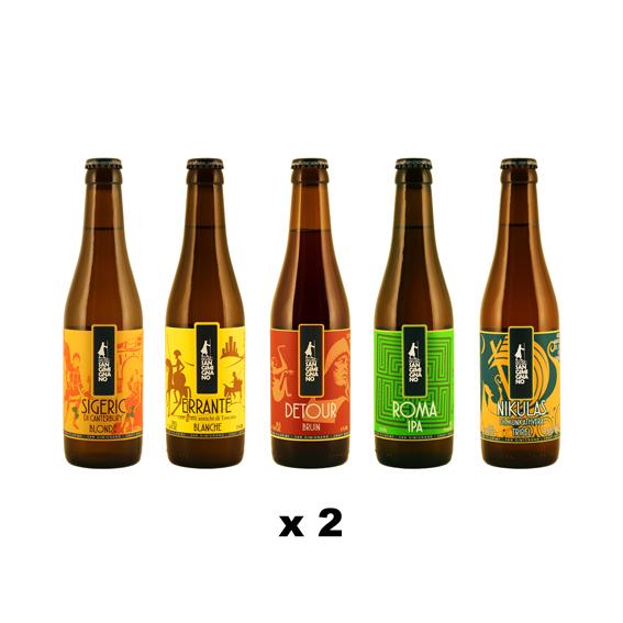 Collezione Completa - 10 Bottiglie