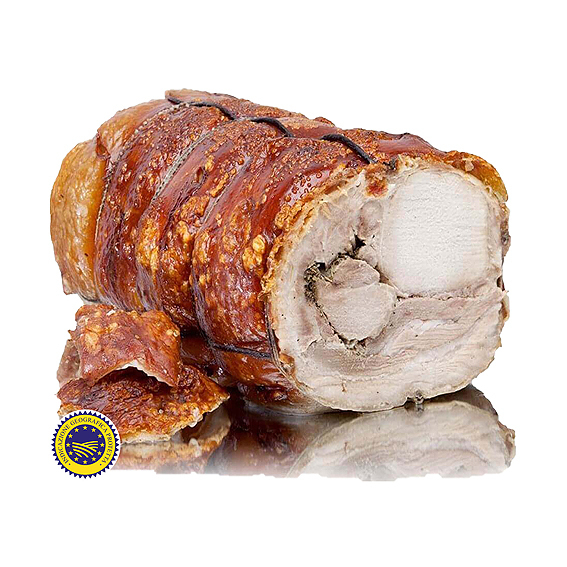 Tronchetto di Porchetta IGP ca 4 kg