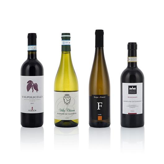 I quattro vini Magnifici