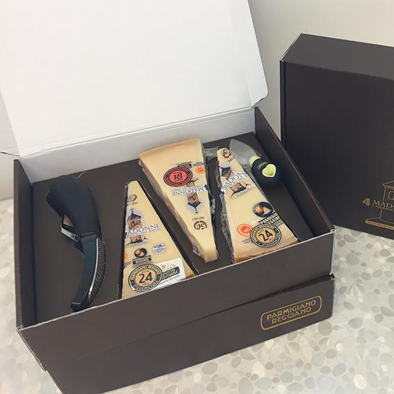 Box Degustazione Parmigiano Reggiano