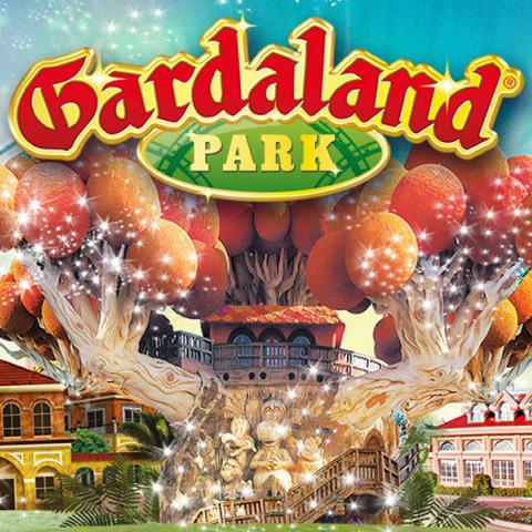 Ingresso Gardaland + Trenord A/R da Lombardia
