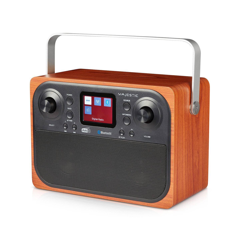 Radio Portatile DAB/DAB+ e FM