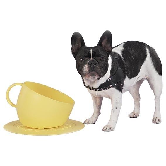 Set Ciotola e Sottociotola per cani